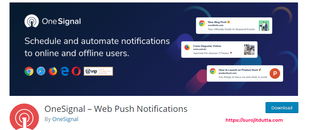 Best Plugins For WordPress To Send Push Notifications