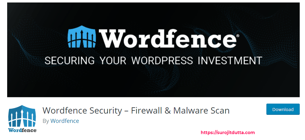 Wordfence Best WordPress Plugin For Security