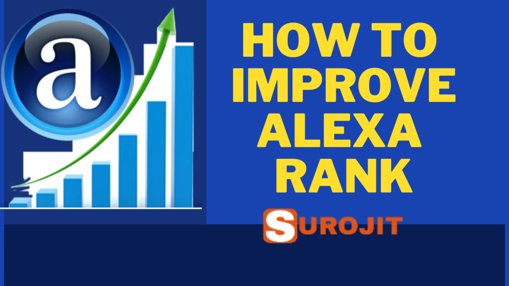 Everything You Need To Know About Alexa Rank And How To Increase Alexa Rank? 1