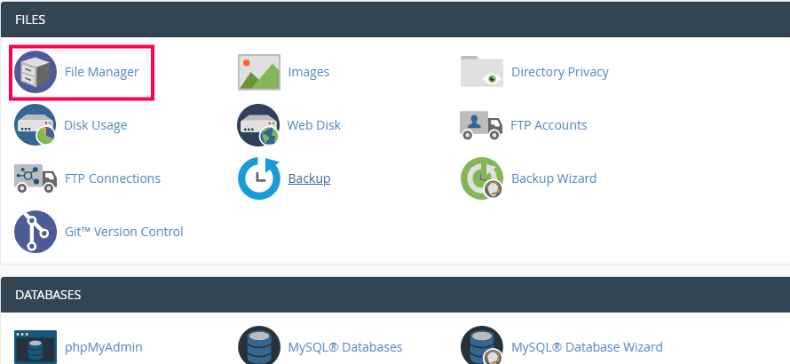 Delecte The Maintenance File Using Cpanel File manager
