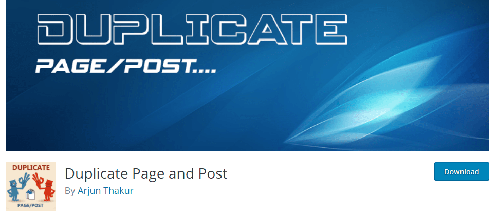 How To Create WordPress Duplicate Page Or Post with Duplicate Page And Post Plugin